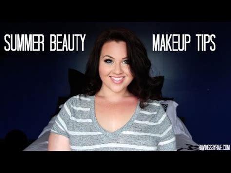 my summer beauty makeup tips tutorial sarah rae vargas