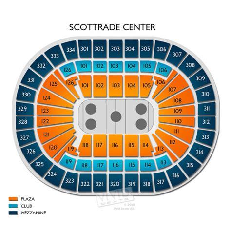 scottrade center  scottrade center information scottrade center seating chart