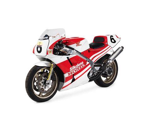 Ex-honda Britain 1989 Honda Vfr750r Type Rc30 Racer