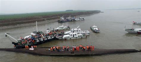 chinese cruise ship disaster blamed on weather the best