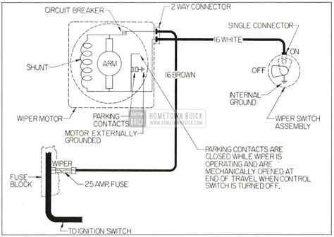 universal wiper motor wiring diagram bmw 325i wiring