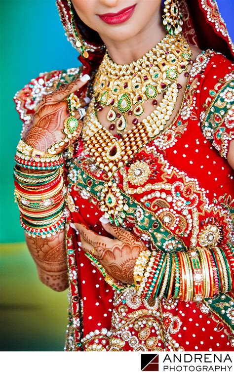 Indian Wedding Cinal and Taju Bhindi Jewellers - Indian