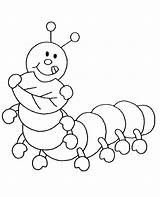 Coloring Insects Insect Insectos Colouring Colorear Insekten Insetti Dibujos Caterpillar Insectes Justcolor Printable Sheets Coloriage Imprimir Children Preschoolers Colorare Toddlers sketch template
