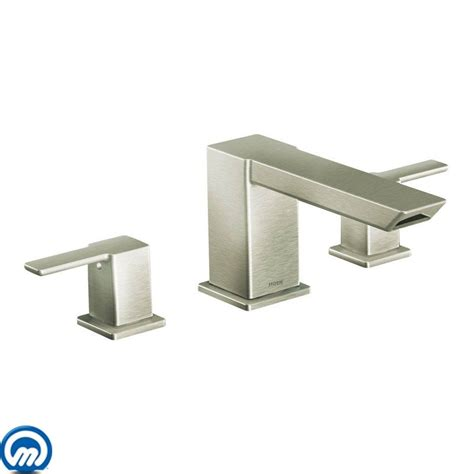 faucet com ts903bn in brushed nickel by moen