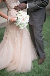 20 pink blush wedding dresses southbound bride With blush pink wedding dress