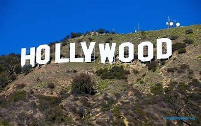 Hollywood Sign Wallpapers Angeles Los California Hills