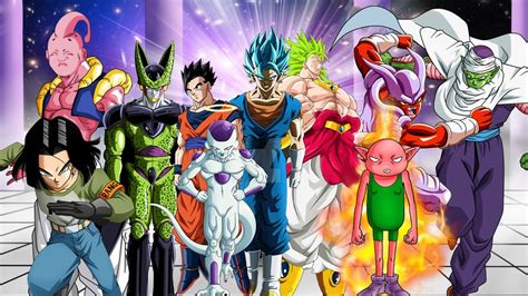das ultimative universum  kaempfer team dragonball super
