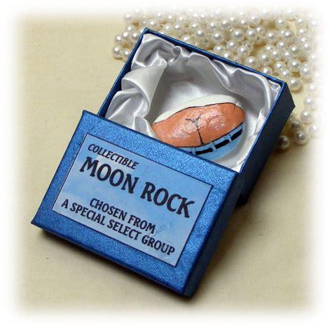 hysterical gag gift moon rock  thecraftblossom