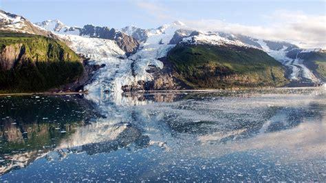 glacier bay alaska national park nazionale parco andare meteo quando weather climate clima snow