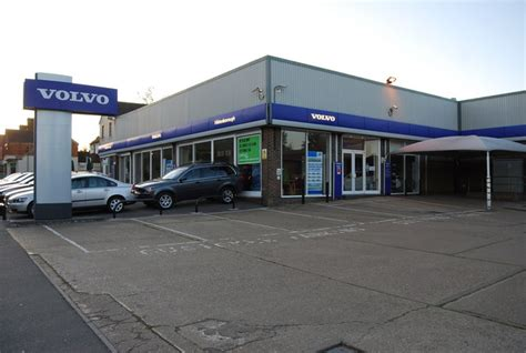 Volvo Car Dealership, London Rd