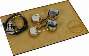 Mojotone Pre Custom Wiring Kit