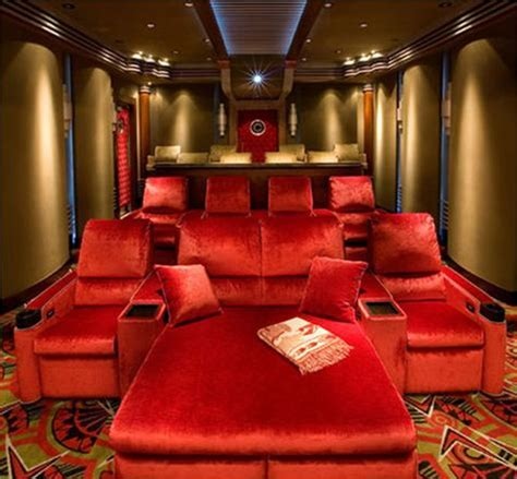 cool home theater design ideas digsdigs
