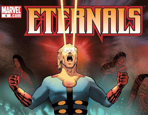 Eternals: To Defy the Apocalypse | Comic Book Herald