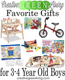 15 hands on gifts for 3 4 year old boys creative green living