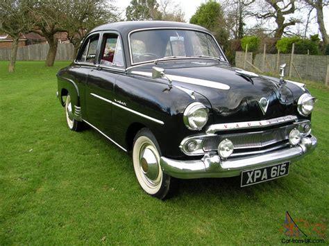 Vintage Classic 1955 Vauxhall Velox, Vgc