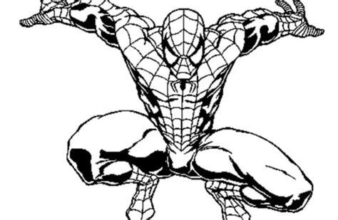 Spiderman 4 Coloring Pages - Eskayalitim