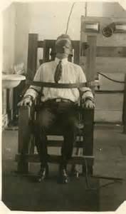 25 best ideas about electric chair on pinterest asylum