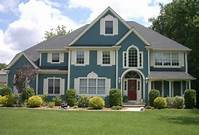 house color ideas Stunning Exterior House Paint Color Ideas | StoneRockery