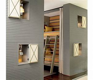 Inspiring Bunk Bed Room Ideas IDesignArch Interior