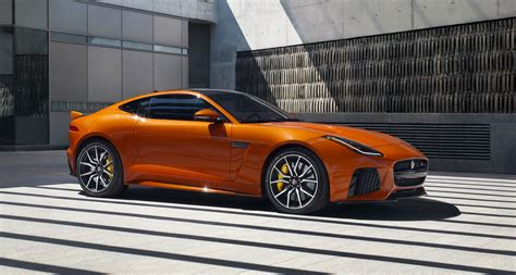 The Ftype Svr  Jaguar's Allweather Supercar Luxurious