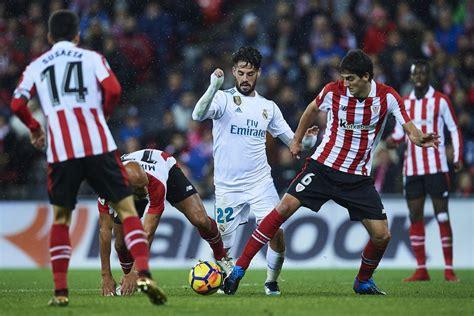 Prediksi Real Madrid vs Athletic Bilbao 23 Desember 2019 ...