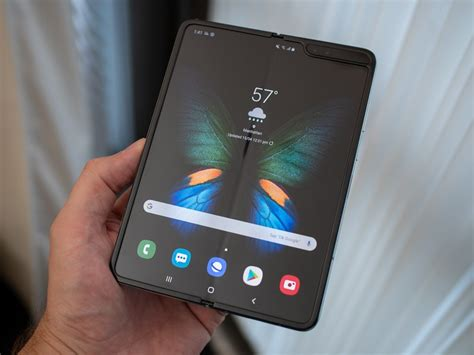 what do you think about the galaxy fold s display issues android central
