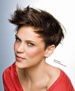 Coupe Mi Courte Femme : coupe cheveux tres court 2015 ~ Nature-et-papiers.com Idées de Décoration