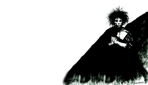 il film su sandman  sara firmato dc comics wired