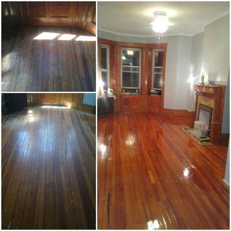 hardwood floor refinishing  york brooklyn
