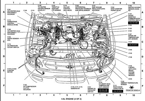 2001 Ford 5 4 Liter Engine Diagram by 2001 F150 4 6l Egr Code P0401 Egr Restriction Replaced All