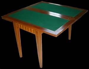 Table Jeux D Eau : tables jeux ~ Melissatoandfro.com Idées de Décoration