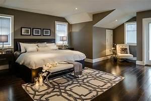 Warme Farben Fürs Schlafzimmer : 25 attraktive ideen f r schlafzimmergestaltung ~ Markanthonyermac.com Haus und Dekorationen