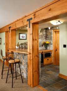 Estate Sale Dining Room Furniture by Rustic Basement Eclectic Basement Dc Metro By