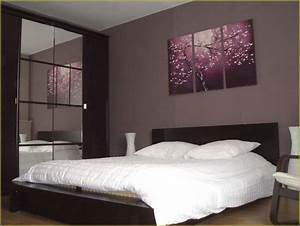 couleur de peinture pour chambre adulte zen chambre With idee peinture pour chambre