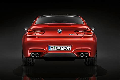 Bmw M6 Coup Competition Edition Iaa 2018 Vorstellung