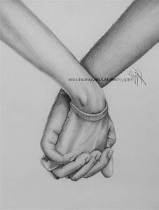 Pencil Drawing Of Hands - Drawing Art Gallery