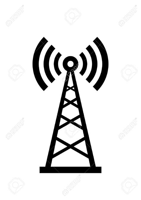 towers clipart cellphone tower pencil and in color towers clipart cellphone tower