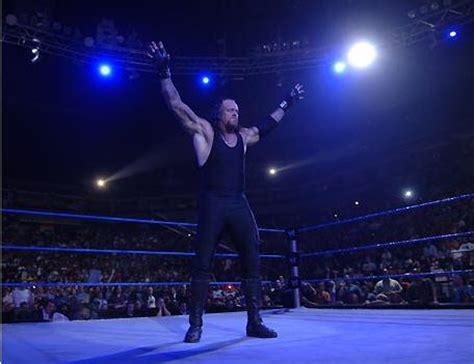 wwe undertaker  ring