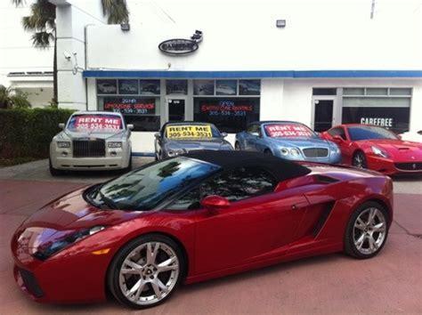 Seo Consultant  Exotic Car Rentals In Miami & Los Angeles