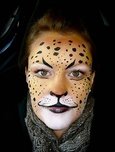 Best 25+ Leopard face paint ideas on Pinterest | Cheetah ...