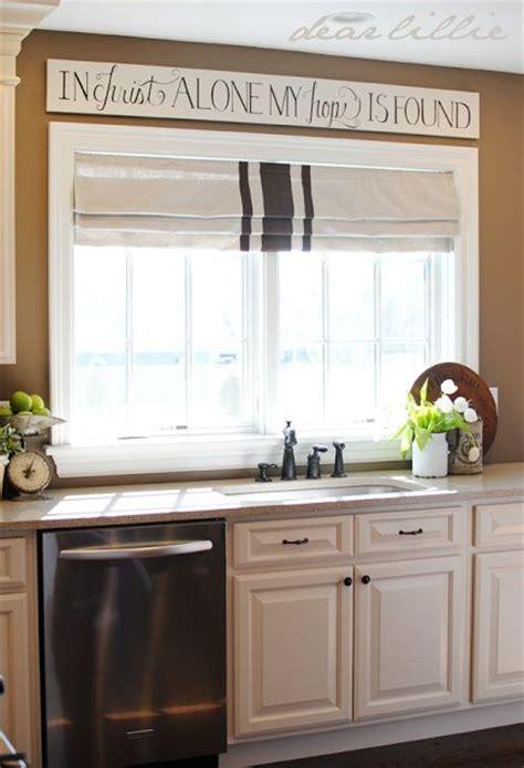 1000 ideas about kitchen window curtains on