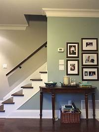 fine accent wall colours Benjamin Moore Revere Pewter w/Raindance accent wall; Acadia White trim/ceiling   paint palette ...