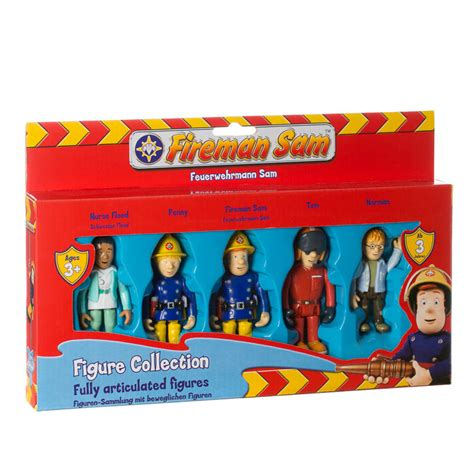 home design essentials b m fireman sam fully articulated figure collection
