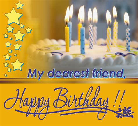 happy birthday friend    friends ecards