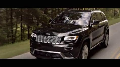 jeep cherokee ads 2015 jeep grand cherokee tv commercial 39 true luxury