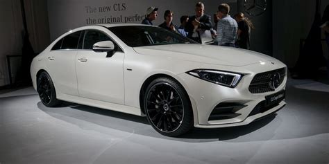 2019 Mercedesbenz Cls 450 Preview New Look, New Mild