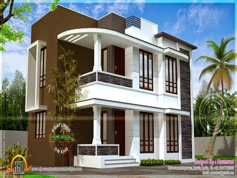 Home Design 1500 Sq Ft : 1500 Square Foot Modern House Plans