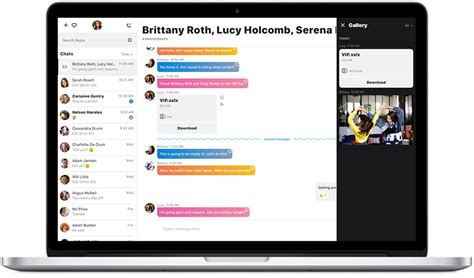 microsoft brings its redesigned skype mobile interface to