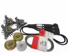 craftsman 44 quot deck lawn tractor mower deck rebuild kit