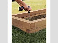 DIY Raised Garden Beds The Garden Glove